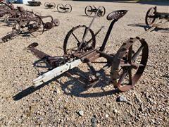 New Idea Antique Sickle Mower