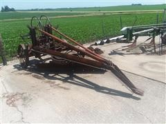 Square Deal 20 Pull-Type Grader