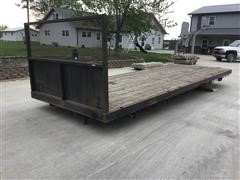 22' Flatbed