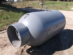 Butler Mfg 500 Gal Propane Barrel
