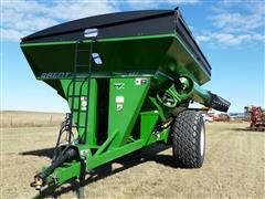 2010 Brent 882 Grain Cart