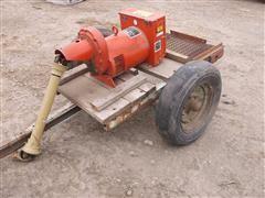 Pincor Portable PTO - 15 - 2 Tractor Driven Alternator