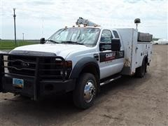 2008 Ford F450XL Super Duty Service Truck