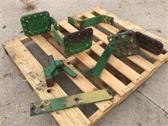 John Deere Tractor Steps, & Hammer Strap