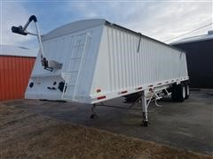 1994 Dmf T/A 32' Hopper Grain Trailer