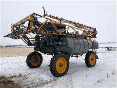 2008 Hagie DTS10 4WD Row Crop Sprayer
