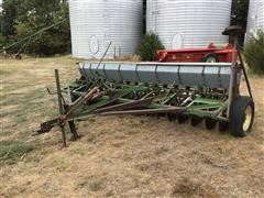 "John Deere DR 10"" Single Disk Drill"