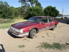 1988 Buick Park Avenue 4 Door Sedan