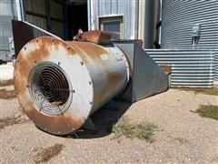 Chicago CFI 753 Centrifugal Fan With Transition