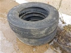 Michelin 275/80R24.5 Tires