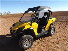 2012 Can Am Rotax 800 Side By Side UTV