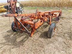 J I Case Pull Type 4 Bottom Plow
