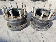 Case IH Rear Hub Extensions
