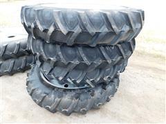 Rainmax 11.2-38 Pivot Tires & Rims