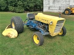Ford 2110 LCG 2WD Tractor