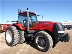 2010 Case International Magnum 225 MFWD Tractor