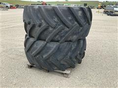 Mitas 719/65R30 Tires & Rims
