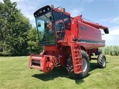 1989 Case IH 1640 Axial-Flow Combine