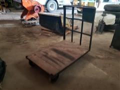 MH Equipment TowKart Shop Cart