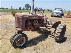 International 2WD Tractor