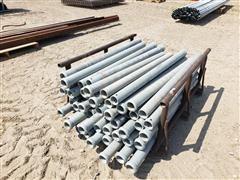 Behlen Galvanized Heavy Wall Tubing