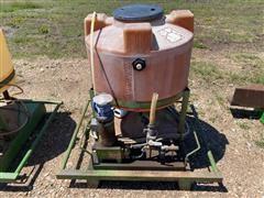 Pulsa Chemigation Pump W/Tank