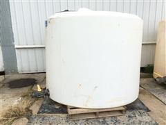 Ace Roto-Mold 1650 Gallon Poly Tank