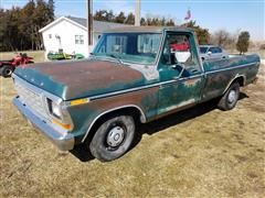 1978 Ford F150 Ranger Pickup