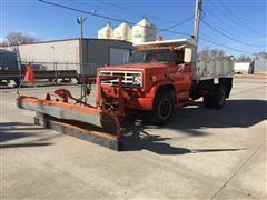 1985 GMC 7000 Dump Truck
