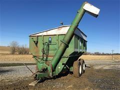 A&L 650T T/A Grain Cart