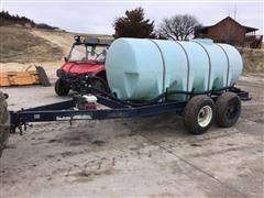 Schaben P-265-1010 Water Trailer W/Pump