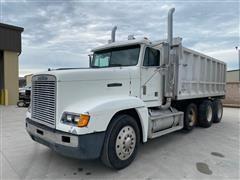 1989 Freightliner FLD12064ST Tri/A Dump Truck