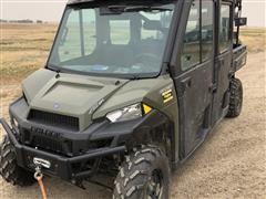 2014 Polaris Ranger Crew 900 EFI UTV