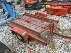 Ditch Witch S1A Trailer