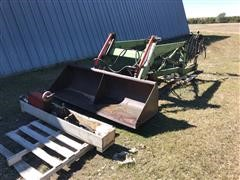 John Deere 35 Loader Attachment
