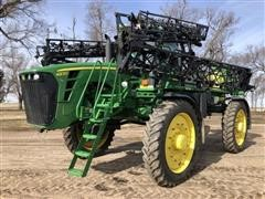 2008 John Deere 4930 Self-Propelled Sprayer
