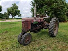 1944 McCormick Farmall H 2WD Tractor