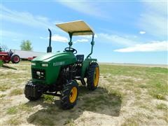 Jinma JM-204 Compact Utility Tractor