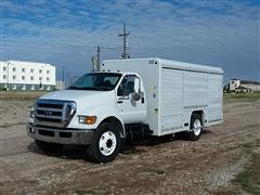 2009 Ford F-650 Service Truck