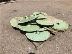Orthman Cultivator Discs