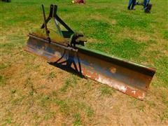 John Deere 80A 9' 3-Pt Blade