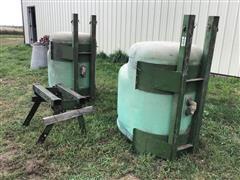 Snyder 424 Saddle Tanks
