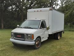 1997 GMC Savana G3500 Box Truck