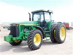 1999 John Deere 8100 MFWD Tractor