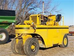 Michigan RW181 Heavy Duty Pneumatic 7-Wheel Roller