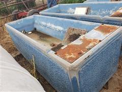 """Johnson Concrete Products 96"""" Constant Flow Waterer"""