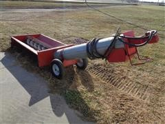 Peck Portable Unload Hopper