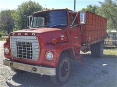 1976 Ford F750 Dump Truck