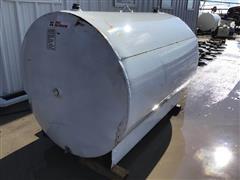 Steel Fuel Tank