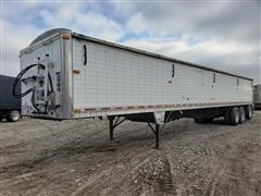 2008 Wilson DWBT600 Patriot Tri/A 52' Aluminum Belt Trailer